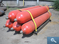 Изготовление газовых аккумуляторов