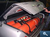 Переоборудование автомобилей на газ (ГБО)