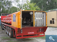 ПАГЗ 5500-32 с дожимным компрессором